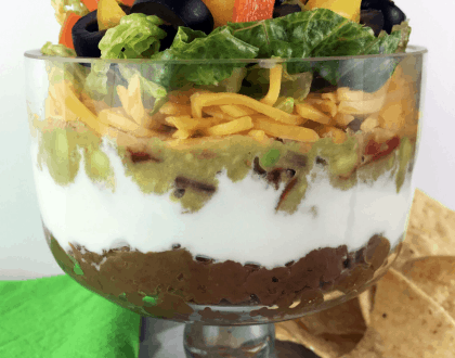 Easy Mexican Dip Recipe: Perfect For Summer