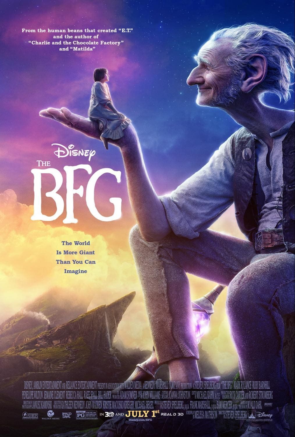 Free Printables And Coloring Pages From Disney's The BFG #TheBFG