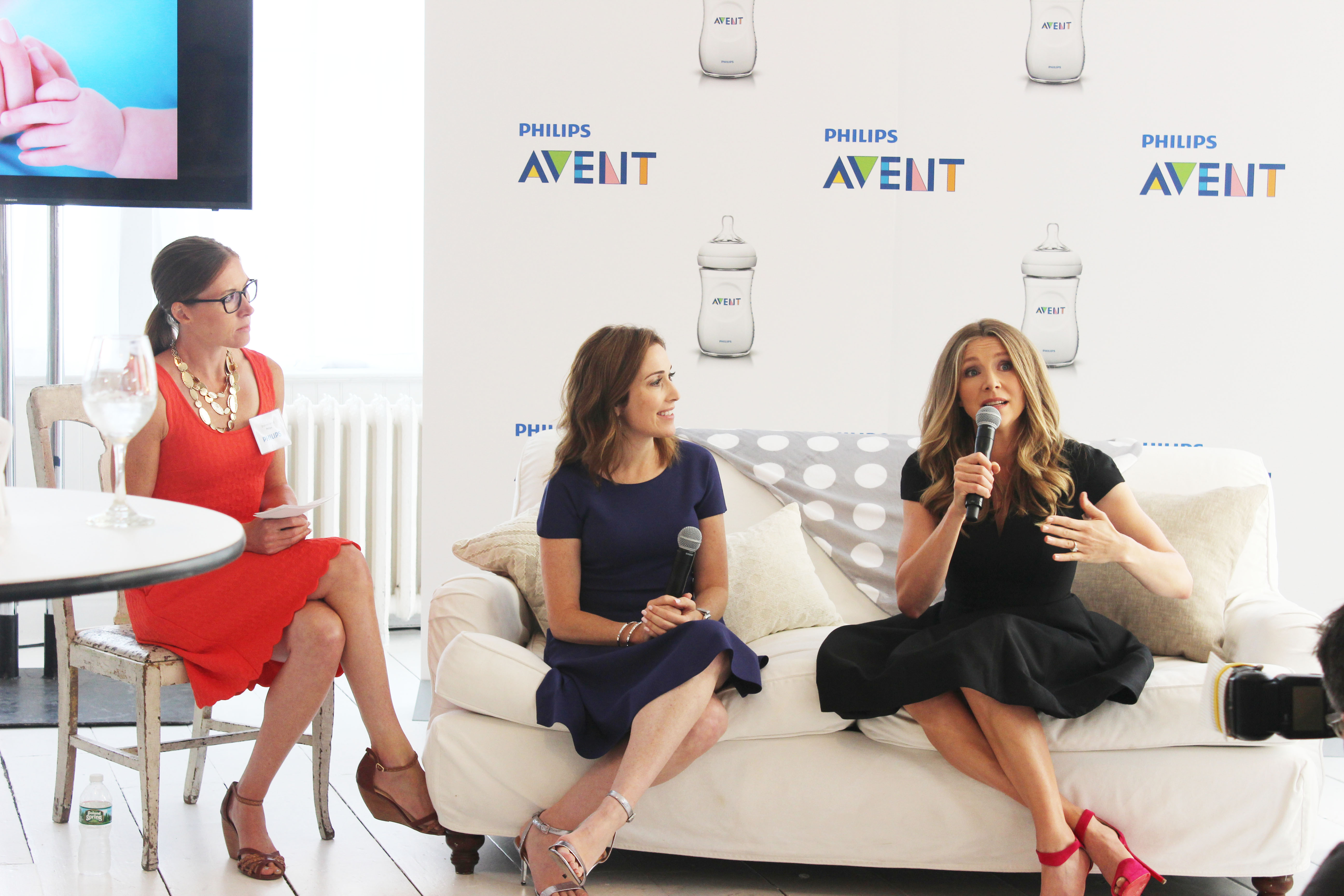 Philips Avent + Sarah Chalke- Bottles That Are Just Like Mom