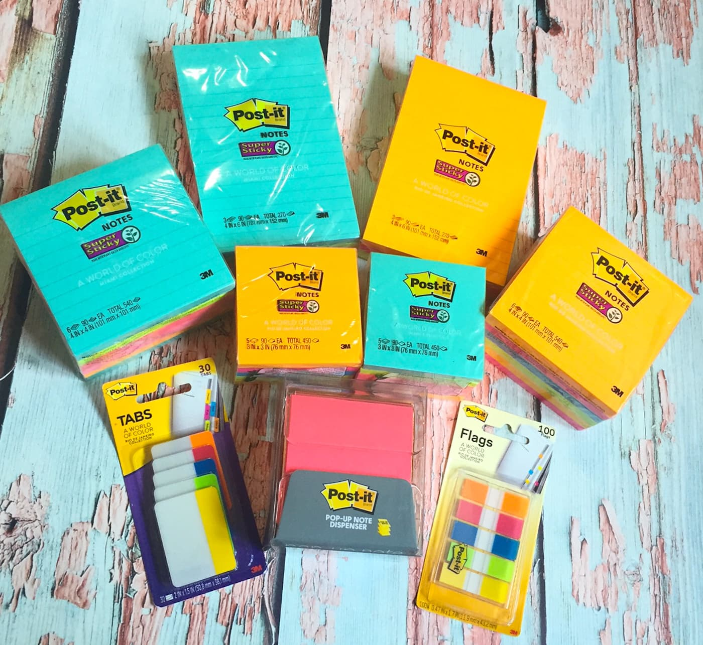 Head Back To School With Better Studying Habits and The Post-it® Brand #MakeItStick