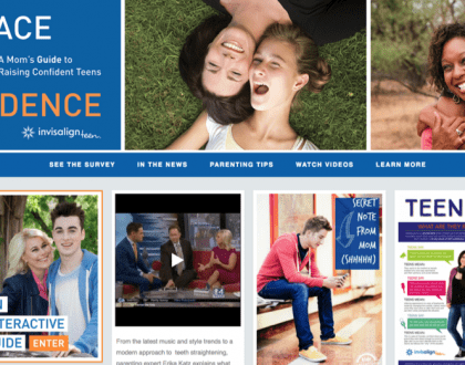 Building Up Teen Self Confidence With Invisalign @Invisalign