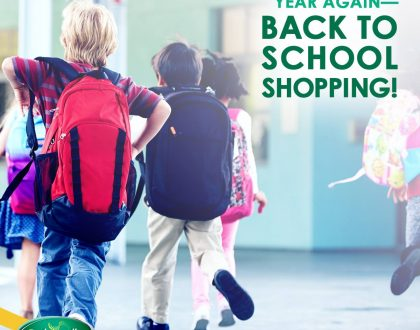 5 Ways To Get Ready For A Healthy Back To School: #HealthiestYouEver Culturelle Community