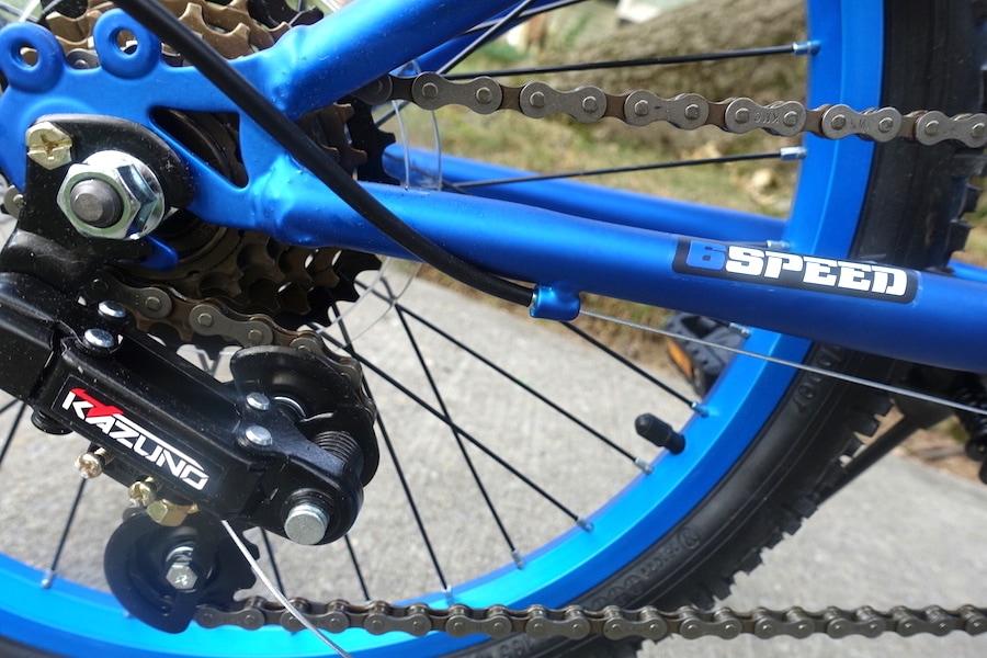 Kent Bike 8-16 7
