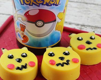 Pikachu Inspired Pokemon Oreos Recipe