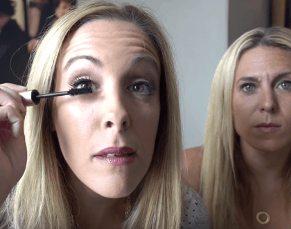 Let's Talk About Mascara #AudreyAndVera