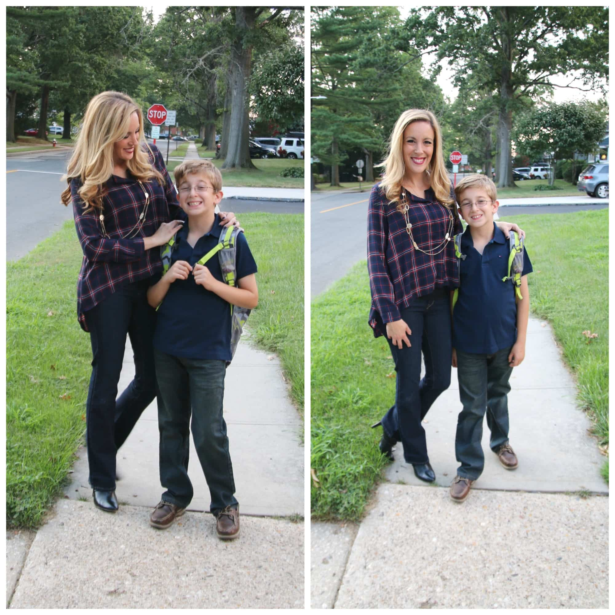 Back To School Styles For Everyone With Signature by Levi Strauss & Co. #SignatureJeans