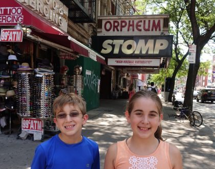 You Must Take Your Family To See Stomp In NYC @stompNYC