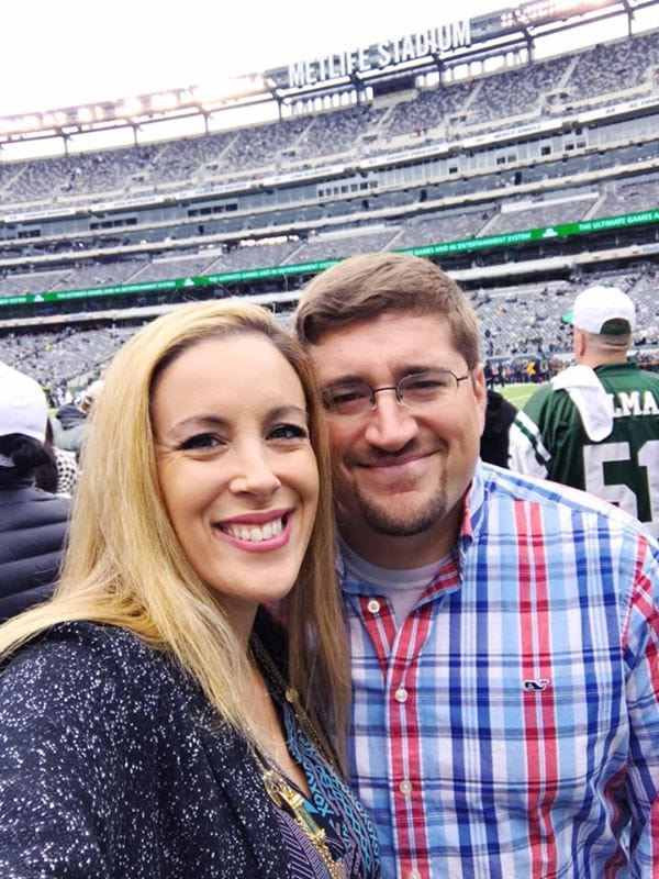 Behind The Scenes Tour At Jets Stadium #Jets #JetUp (VIDEO)