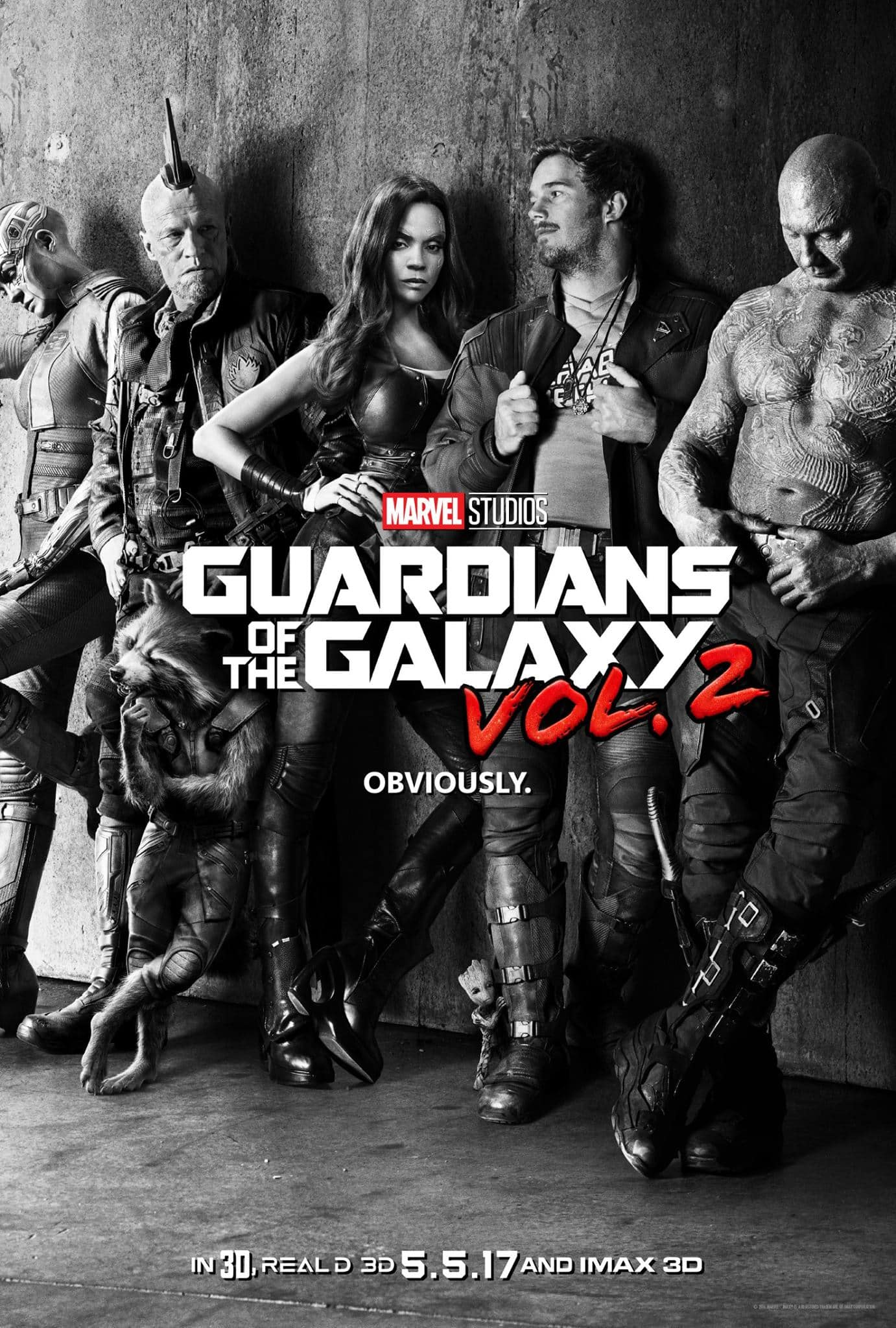 Guardians Of The Galaxy Vol 2 Teaser Poster