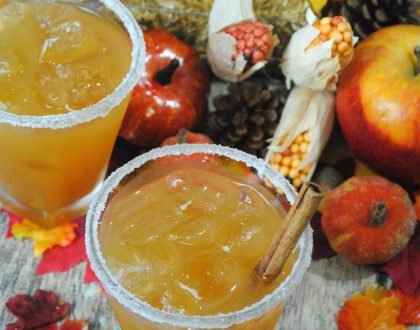 Apple Cider Margarita Recipe: Perfect Fall Recipe To Share With Friends