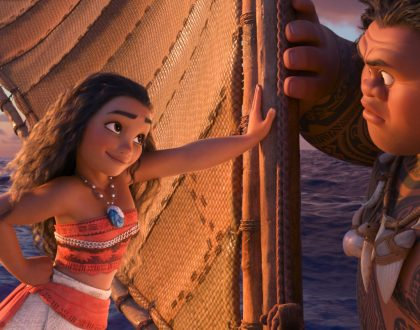 NYC Sneak Peek of Disney's Moana and Panel Talk with Lin-Manuel Miranda