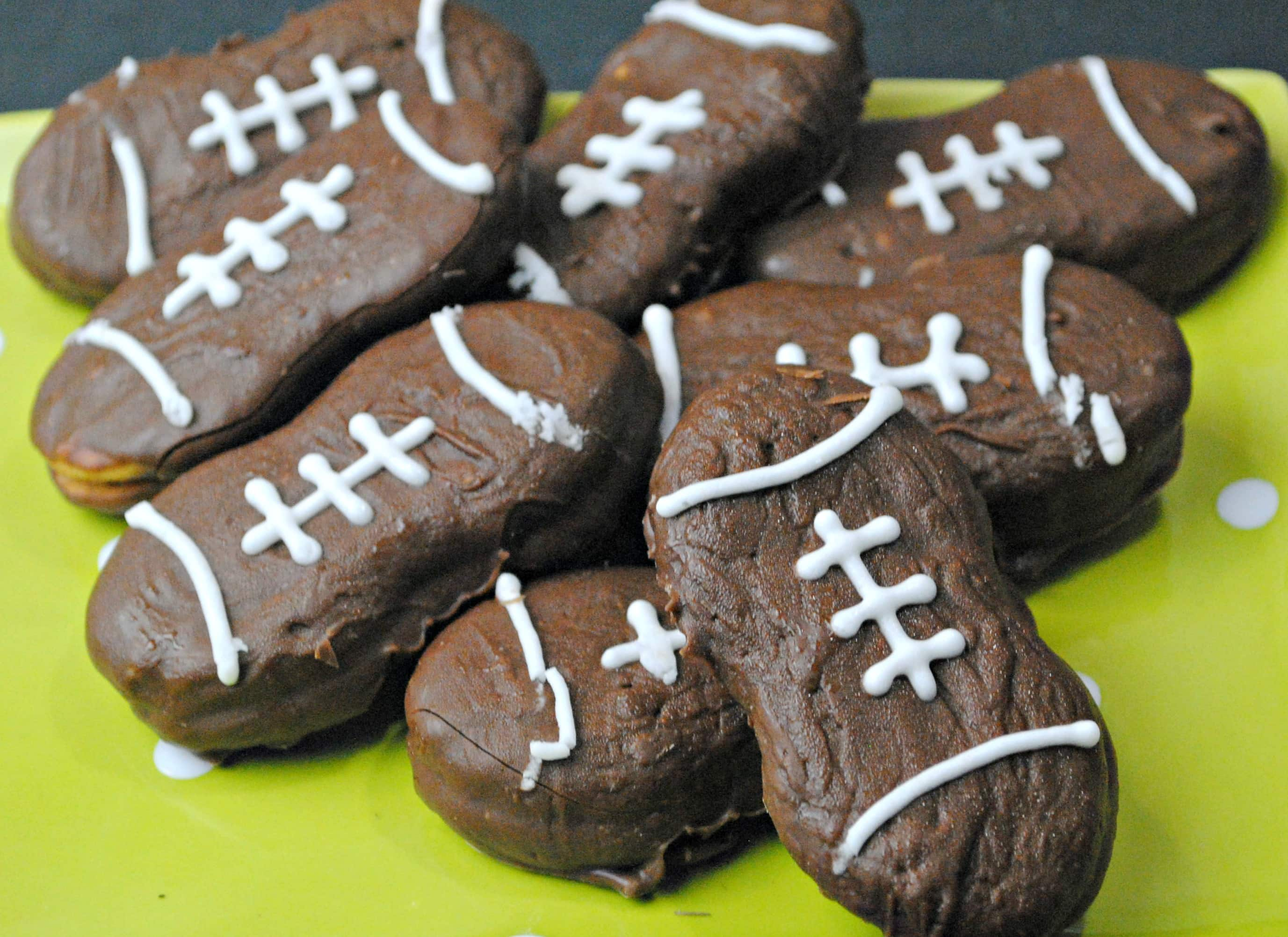 Football Nutter Butter Cookies Recipe: Perfect For Tailgaiting