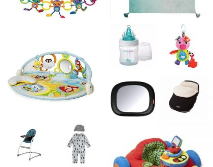A Seasoned Mom's Must Have Baby Gear Guide, Part 1: Latest and Greatest Additions to the Baby Gear Scene