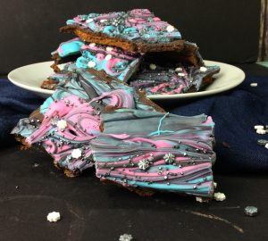 Galaxy Bark: A Out Of This World Dessert For SciFi Fans