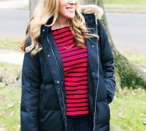 The J Jill Highland Park Is The Perfect Winter Jacket