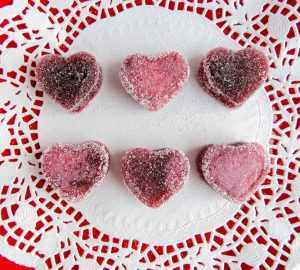Valentine's Day Heart Gummies: Jell-O Treat Recipe