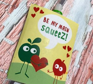 GoGo SqueeZ Valentine's Day Pouch Covers: Free Downloads And Easy Craft For Kids