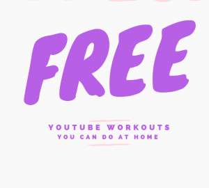 5 Free YouTube Channels To Find Workout Routines On You Can Do At Home