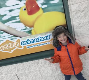 Goldfish Swim School Keeps My Son Kicking