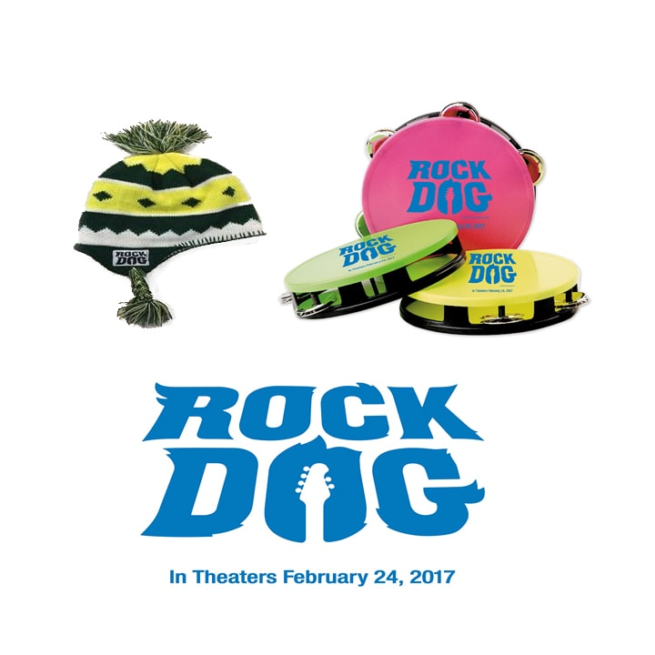 Rock Dog Prize Pack