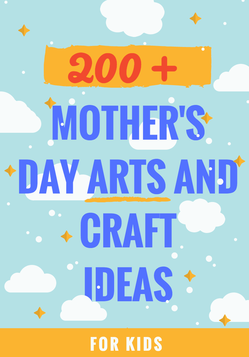 100 Mother U0027s Day Craft Wooden Mothers Day