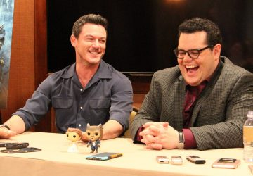 How I Fell In Love With Luke Evans And Josh Gad During Our Beauty And The Beast Interview #BeOurGuestEvent