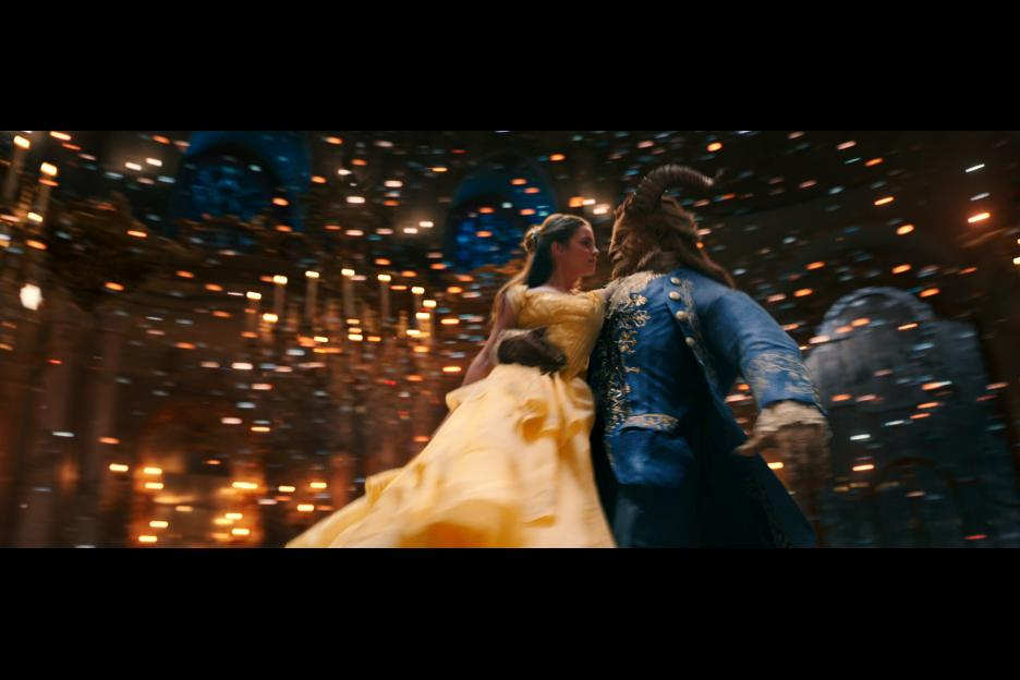 Beauty And The Beast Movie Review: A Must See (Plus Activity Sheets For The Kids) #BeOurGuestEvent #BeautyAndTheBeast