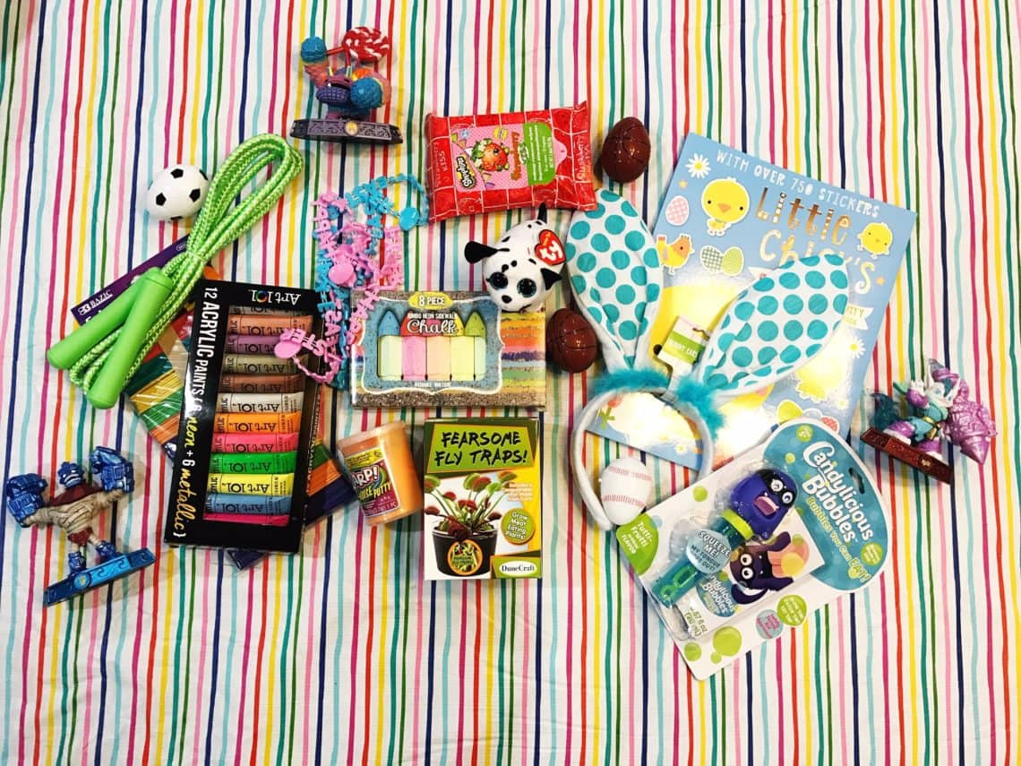 12 Great Ideas For Your Child's Easter Basket Besides Candy