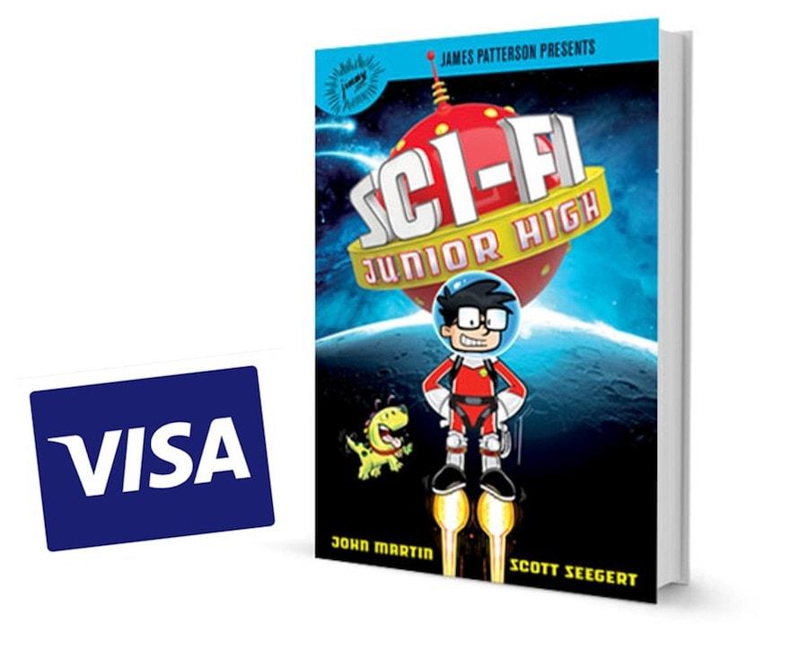 Sci-Fi Junior High Prize Pack