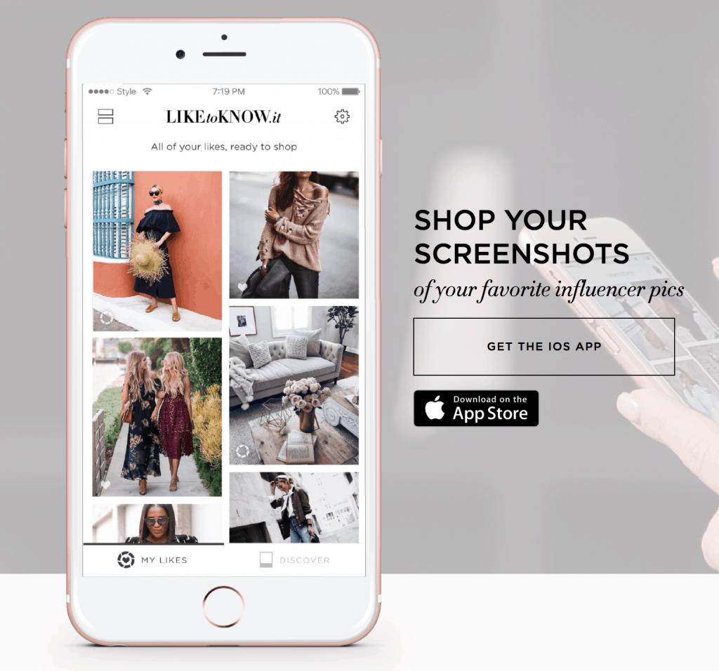 Shop your screenshot