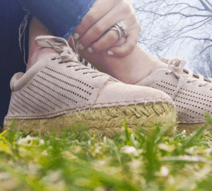 Marc Fisher LTD Mandal Sneakers: Spring Favorite