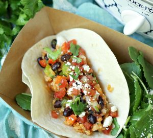 Crockpot Taco And Rice Recipe: It's As Good As It Looks!