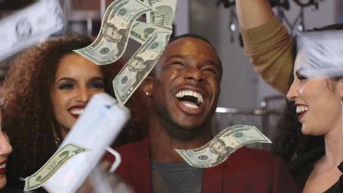 The Cash Cannon Money Gun: Now You Can Literally Make It Rain Money #cashcannon #moneygun