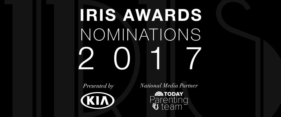 Iris Awards Nomination 2017
