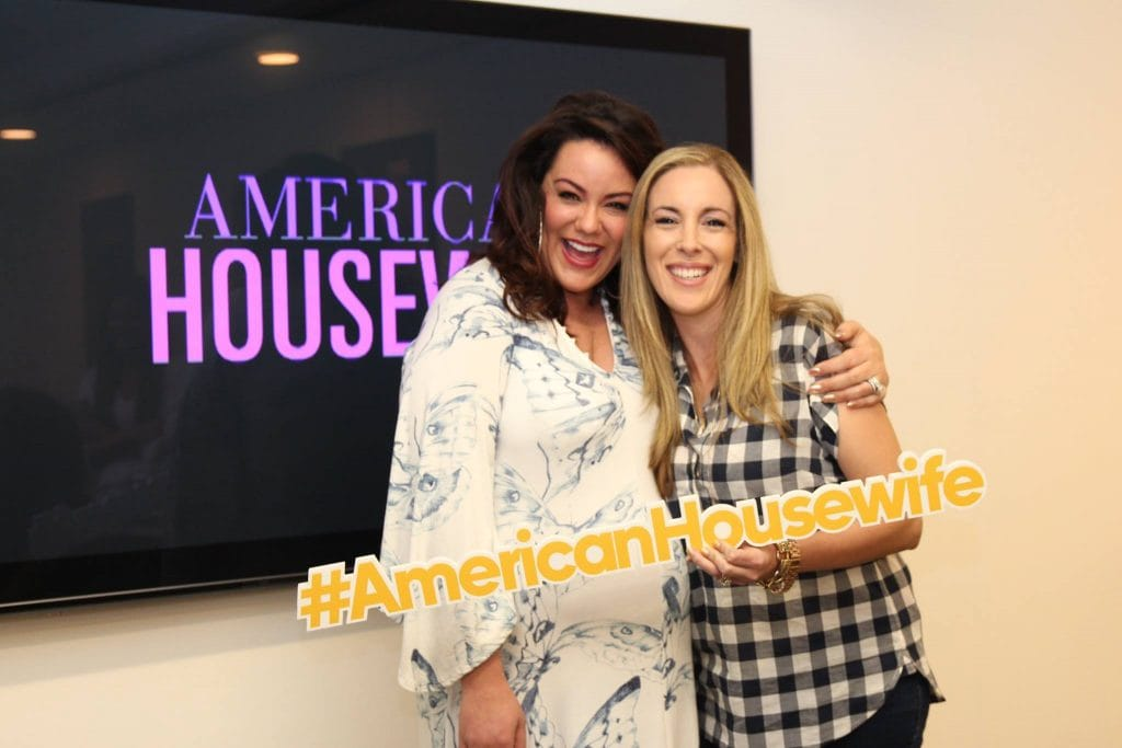 Kate Mixon from American Housewife