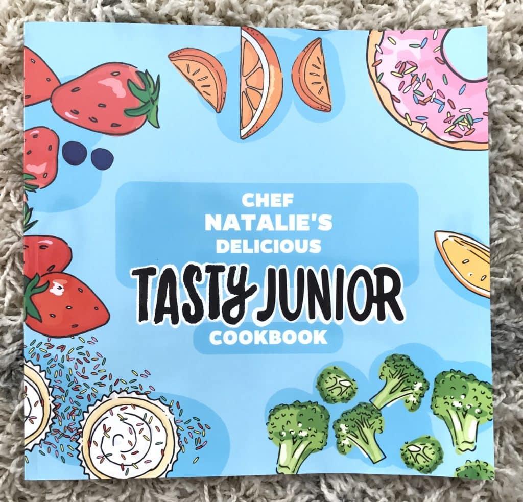 Tasty Junior Cookbook Cover