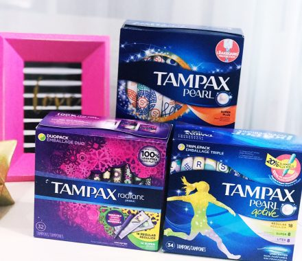 Tampax Donated 40,000 Tampons In My Name To Power Play NYC: $10,000 Worth Of Product #MHDay
