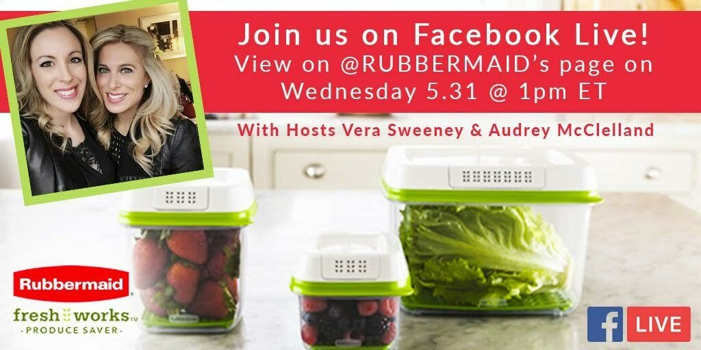 #FreshWorksFreshness Facebook Live on May 31st