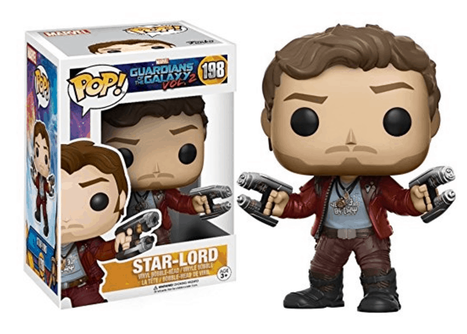 Funko POP Star-Lord