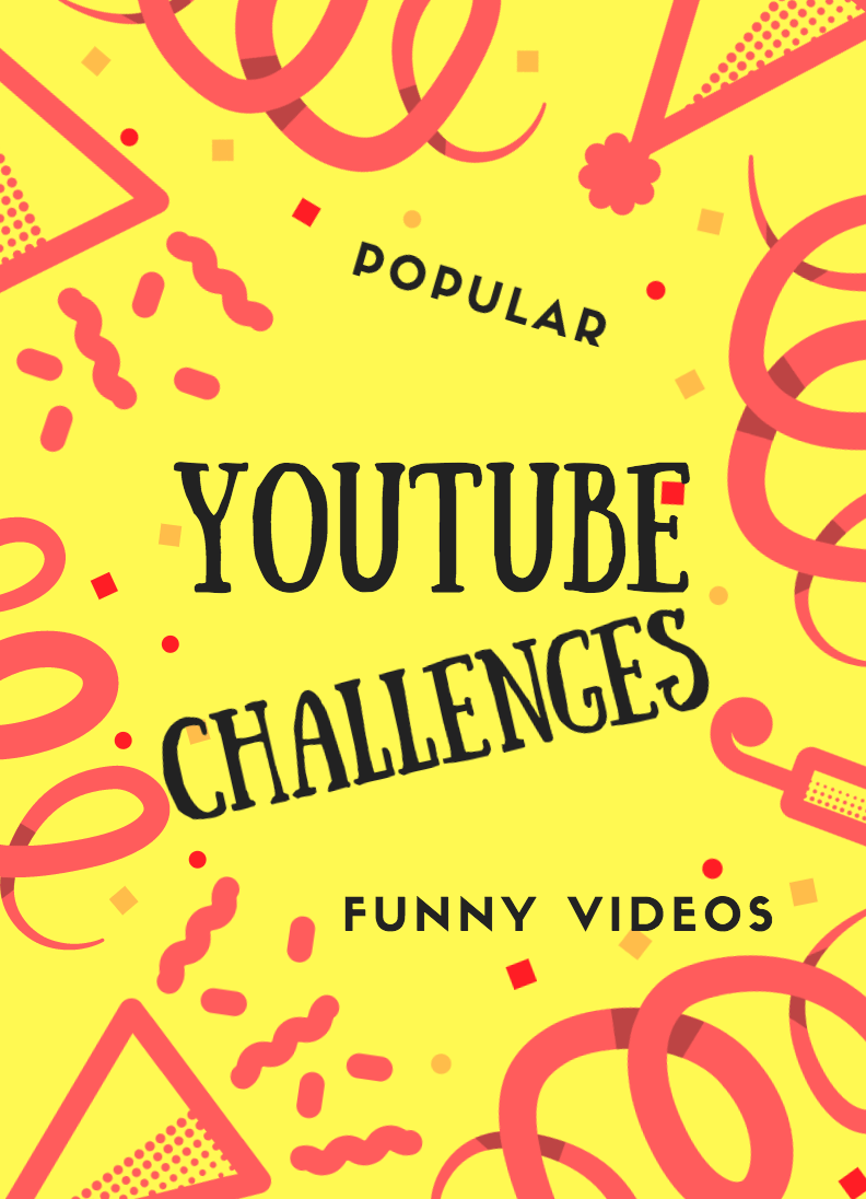 YouTube Funny Videos: List Of YouTube Challenges