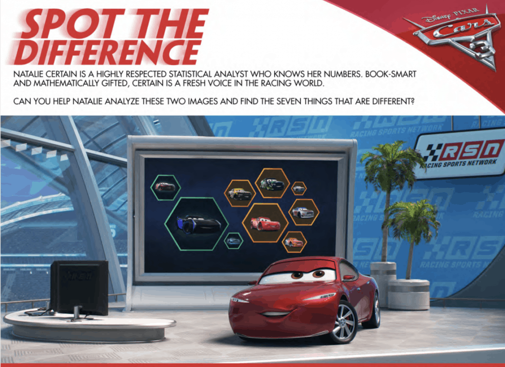 Cars 3 is racing into the theatres. Download your Cars 3 printables absolutely free today.