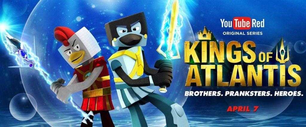 YouTube Red Original Series: Kings of Atlantis