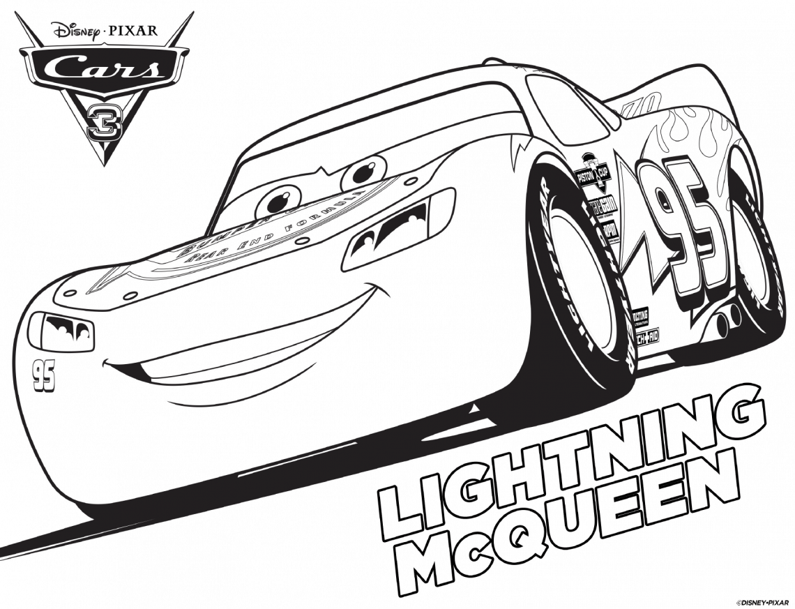 Free coloring pages cars for kids - Are You Looking For Cars 3 Content Free Downloads How About Some Free Coloring Pages For Your Kids You Are In Luck With The Movie Now In Full Swing And