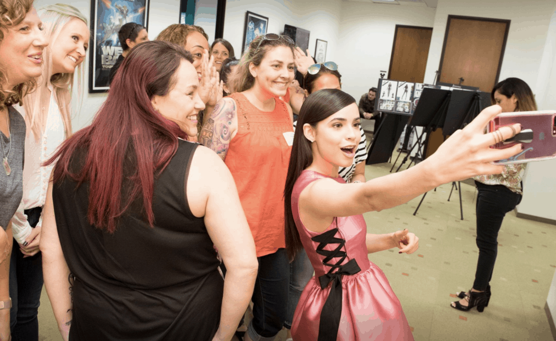 My Favorite Quotes From Interviewing The Descendants 2 Cast From Disney's Newest Hit