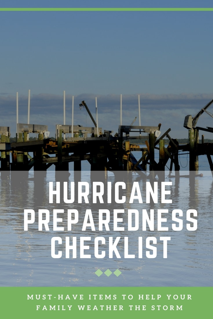 Hurricane Preparedness Checklist Must Have Items To Help