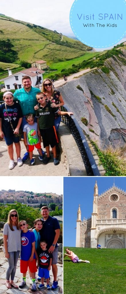 How To Visit Spain With The Kids