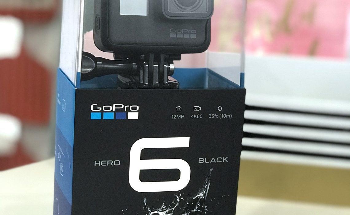 GoPro Hero6 Black: Top Tech Gift Of The Season!