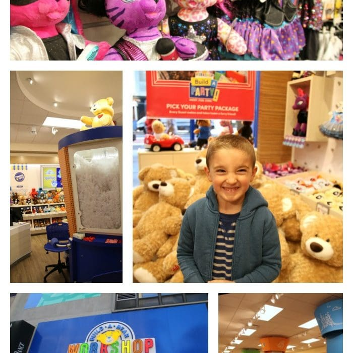 Build-A-Bear Workshop Opens New Flagship Store In NYC #BearsTakeManhattan