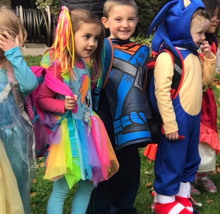 A Divided Halloween: Why My Children Are Aging Too Quickly