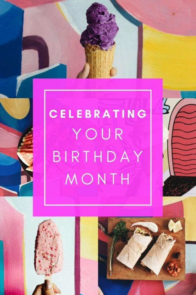 Birthday Month